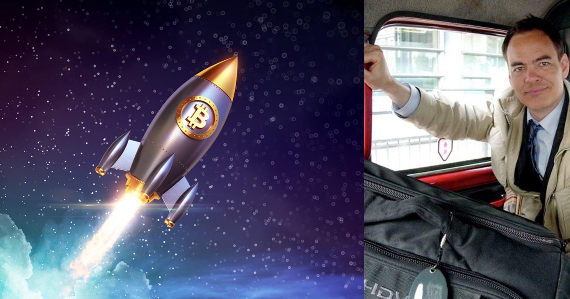 Crypto personality Max Keiser: I think bitcoin will reach $15,000 – next week