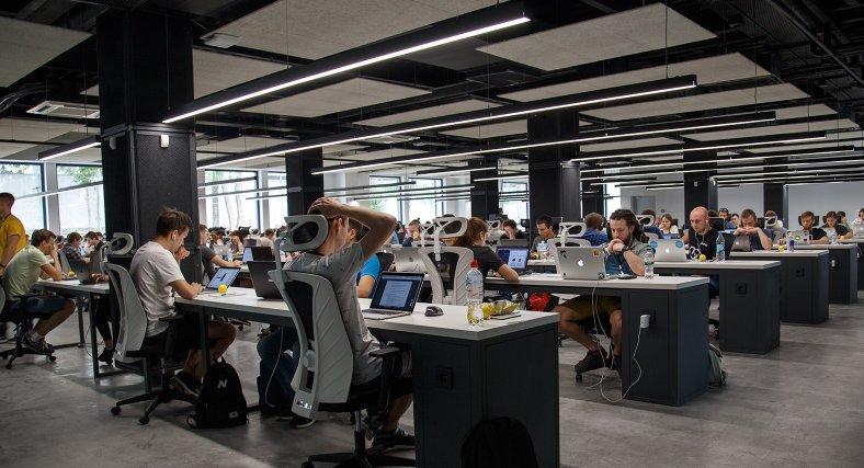Sju av tio blir störda i kontorslandskap