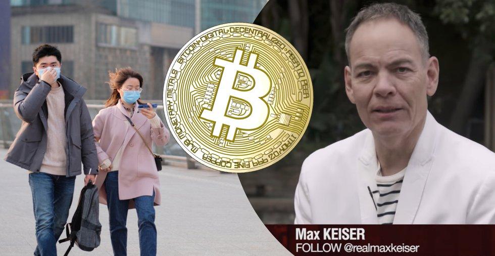 Kryptoprofilen: Max Keiser: Coronaviruset kommer ta bitcoinpriset över 100 000 dollar