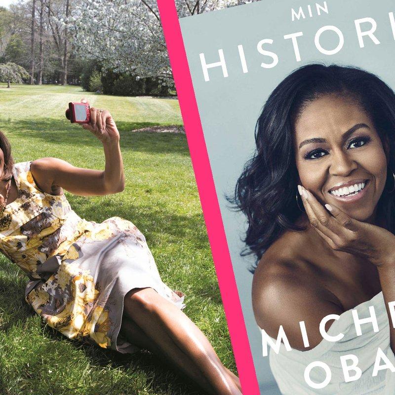 Så hyllas Michelle Obamas självbiografi — se första reaktionerna