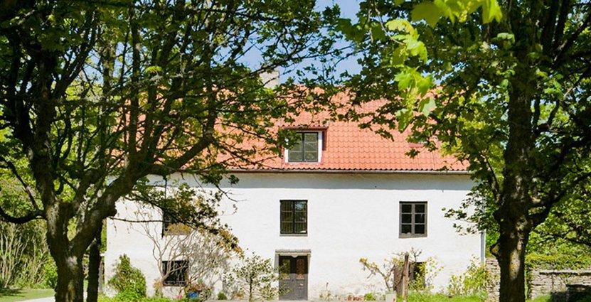 Hotell Stelor på Gotland är ett av ställena i online-guiden.