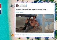 John McAfee gripen av polis – för andra gången på en vecka