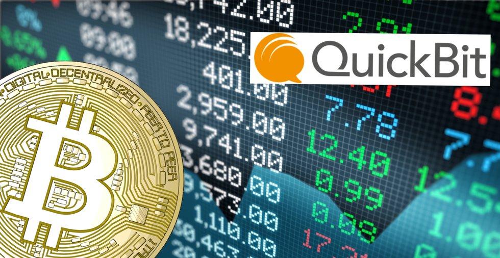 Svenska kryptobolaget Quickbit byter inriktning – ska gå direkt på konsument