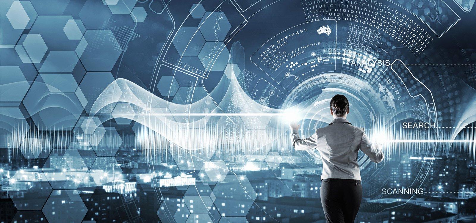 数字化变革中最引人注目的一个变化是沟通方式更开放。