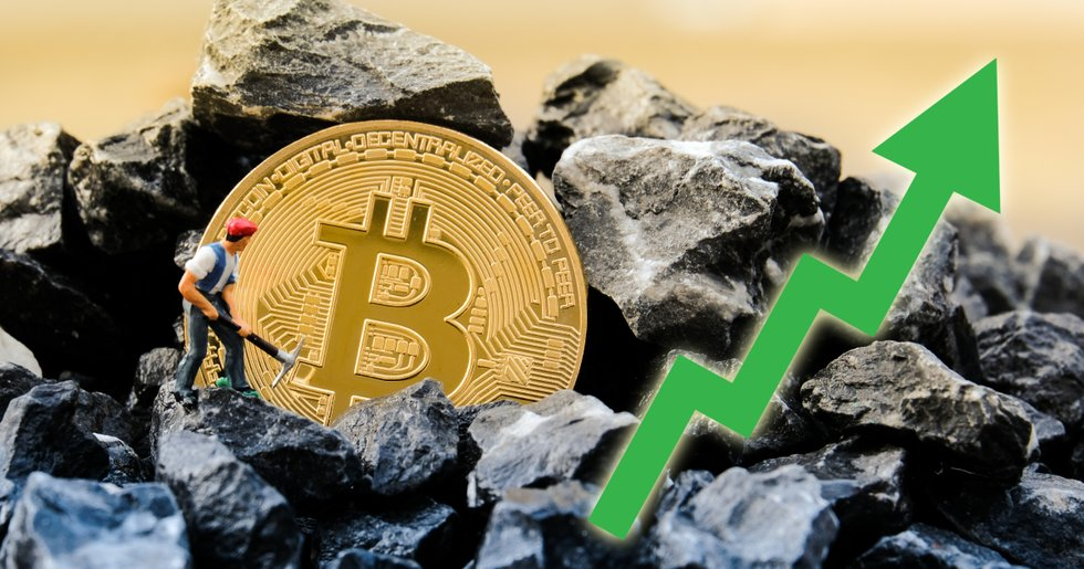 Bitcoinnätverkets hashrate är på väg att återhämta sig efter Kinas mining-förbud