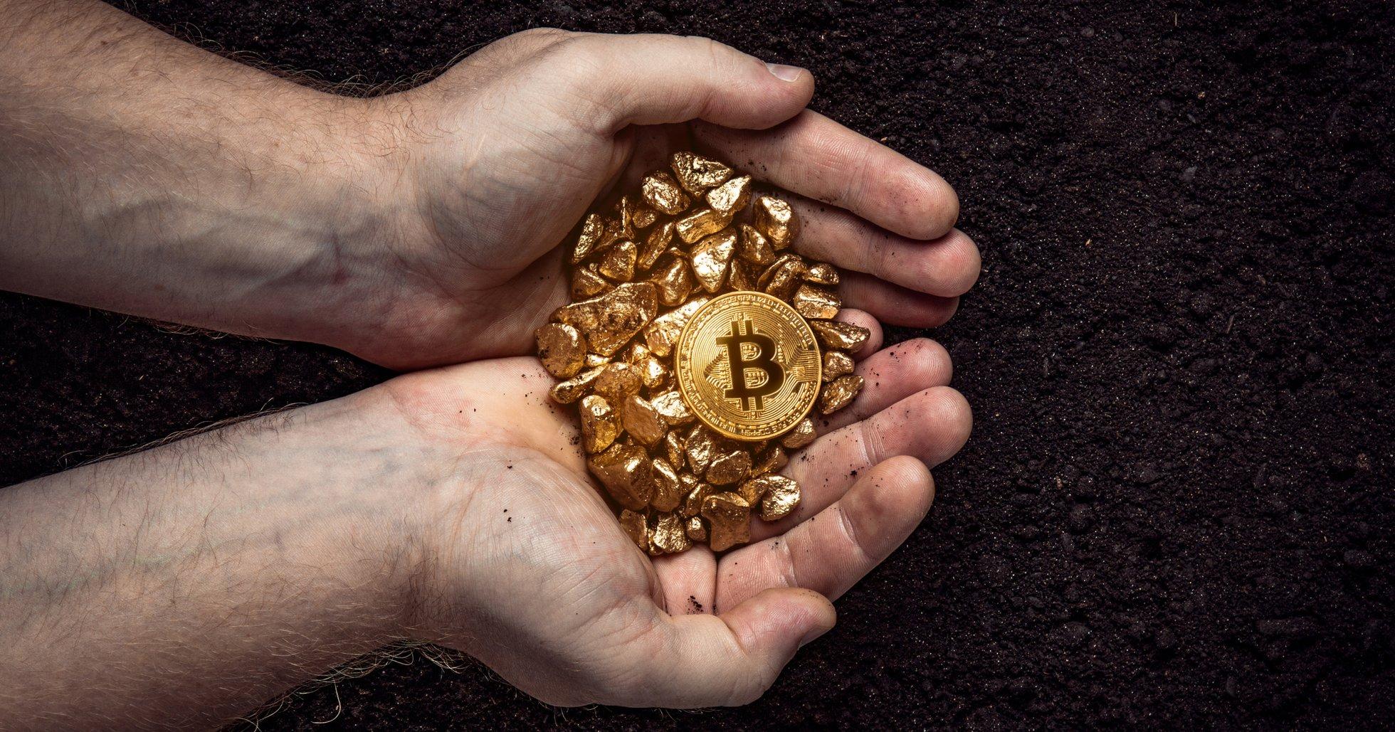 Guldpriset på nya rekordnivåer – men priset på bitcoin vägrar röra på sig.