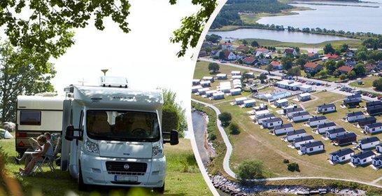 Krisen slår hårt mot campingar i norr och på öarna