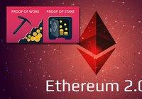 Ethereum har påbörjat sin övergång till