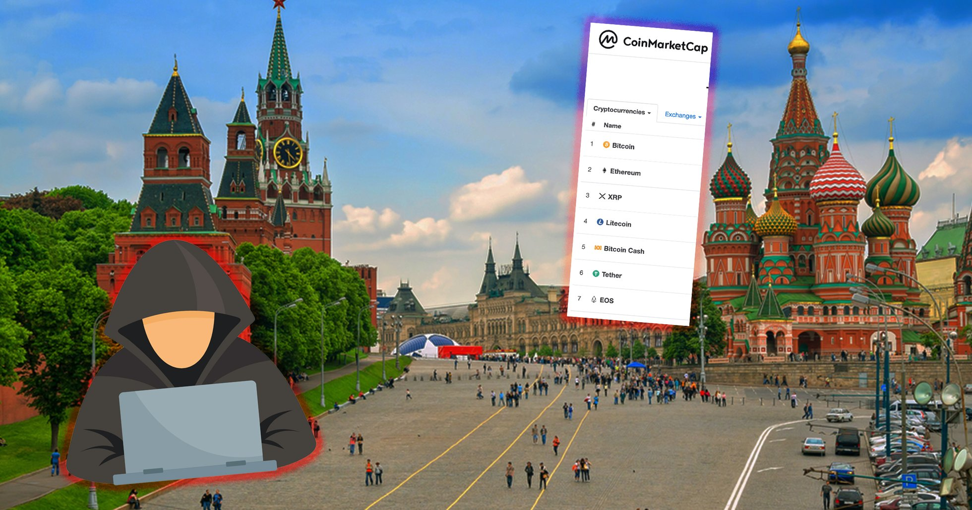 Russian company manipulates cryptocurrencies' trading volumes – for $15,000