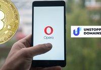 Webbläsaren Opera inleder samarbete med kryptoföretag – ska tillåta P2P-hemsidor
