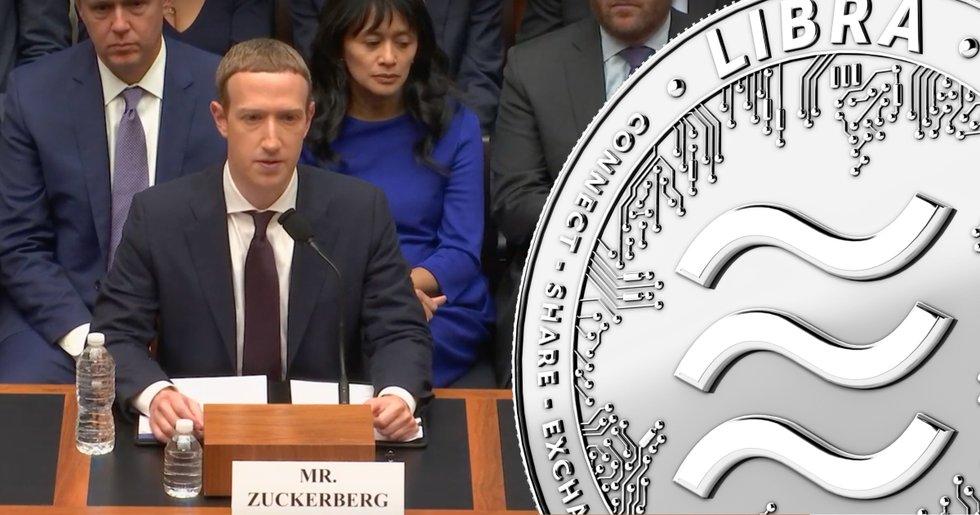 Mark Zuckerberg: Om Libra Association lanserar libra för tidigt lämnar vi projektet.