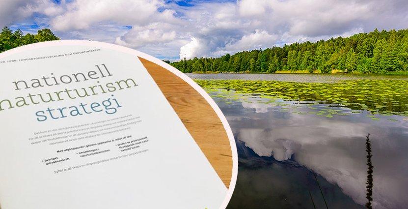 Ny strategi ska lyfta naturturismen i landet. Foto: Pressbild
