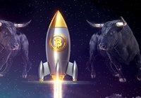 Bitcoinpriset slår nytt rekord för 2020 – närmar sig 17 000 dollar