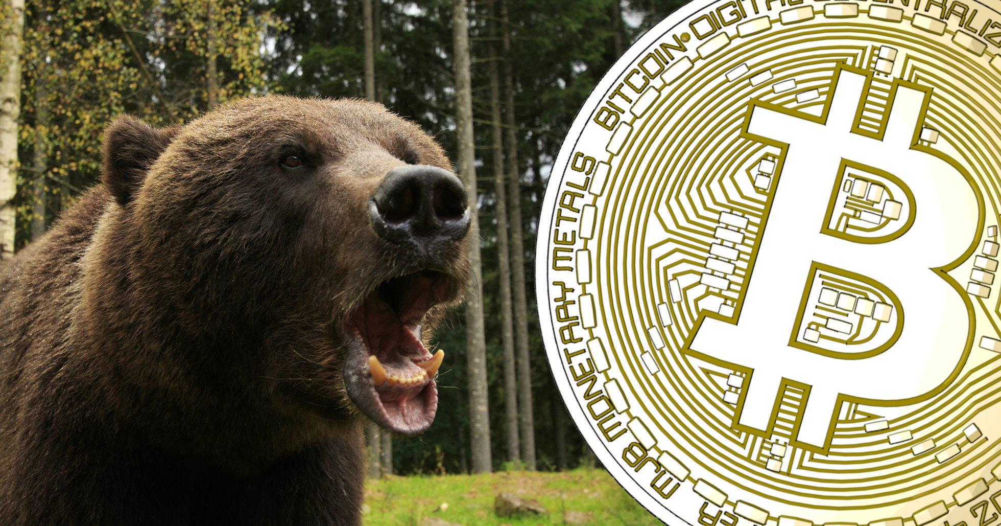 Bitcoinpriset fortsätter nedåt – föll över fem procent i natt.