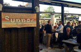 Nu går restaurangerna på högvarv i Visby