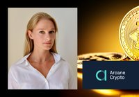 Finansprofilen Anna Svahn blir styrelseledamot i Arcane Crypto