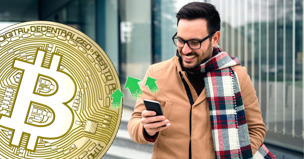 Daily crypto: Markets rise slightly – bitcoin trading volume increases.