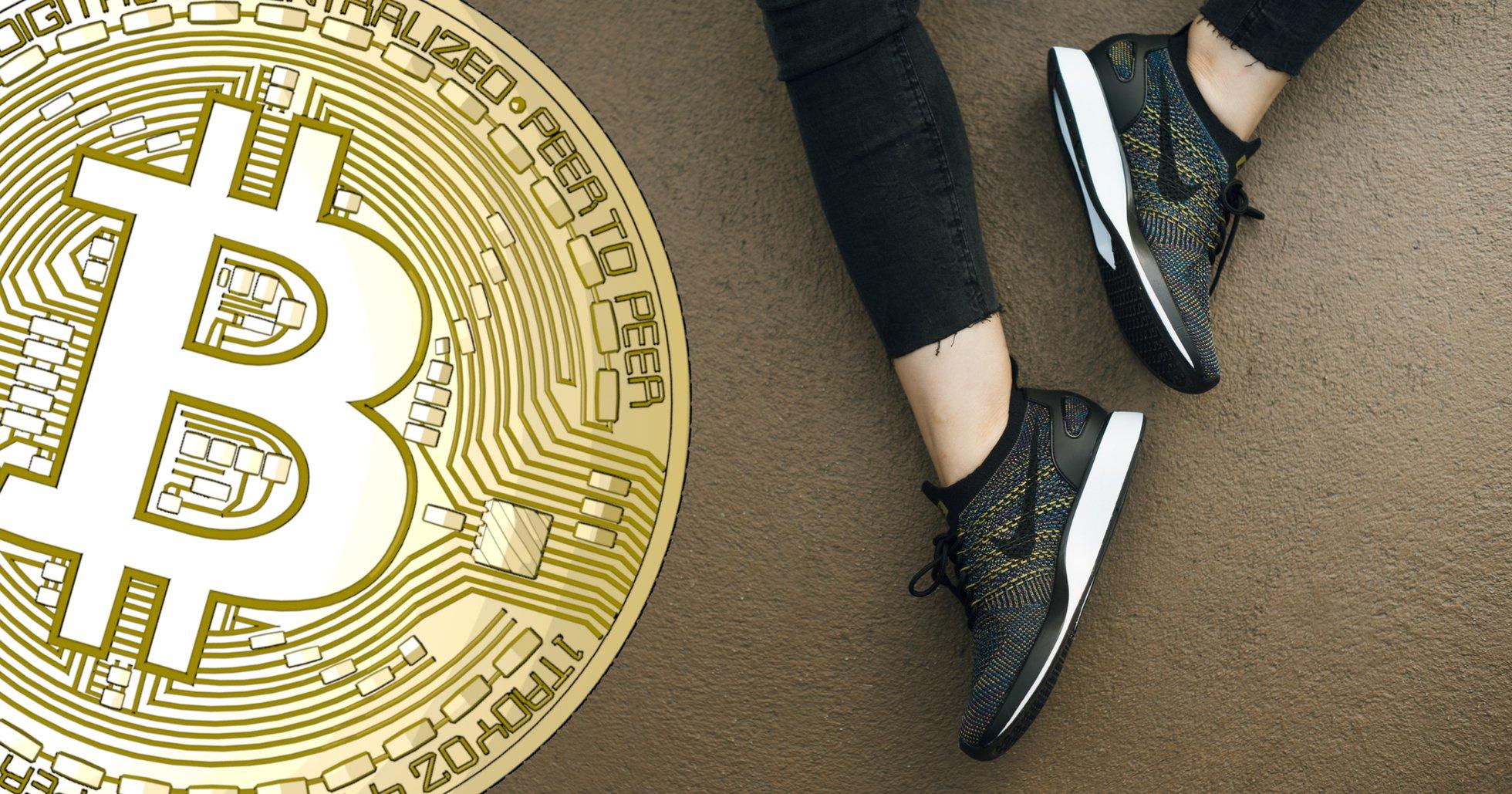 Nike patenterar metod för att tokenisera skor på ethereums blockkedja.