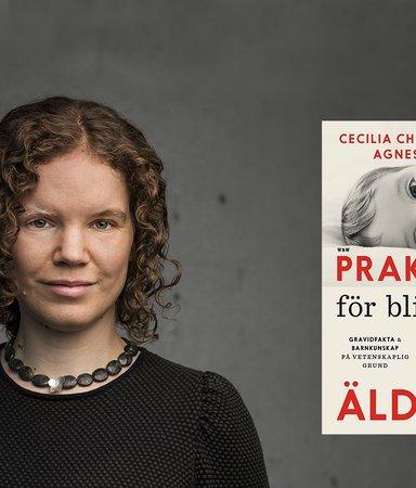 """Cecilia Chrapkowska: """"Vi har gjort en 'omstart' i föräldraboksvärlden"""""""