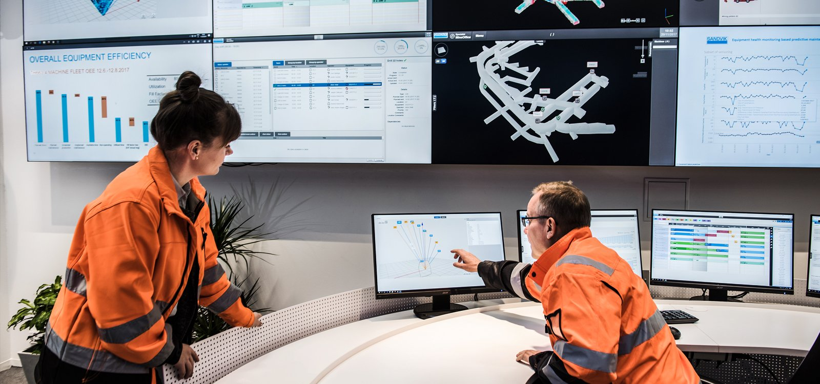 <p>OptiMine Analytics builds on the IBM Watson artificial intelligence platform and merges its analytic and predictive modelling capabilities with Sandvik's extensive knowledge of mining operations and equipment.</p>