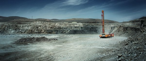 Sandvik and Barrick improve drill safety