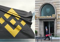 Binance has only been around for 9 months but is already more profitable than Germany's biggest bank