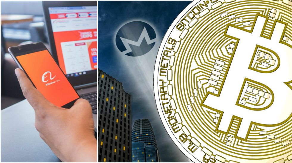 Daily crypto: Alibaba files for blockchain patents and monero rallies.