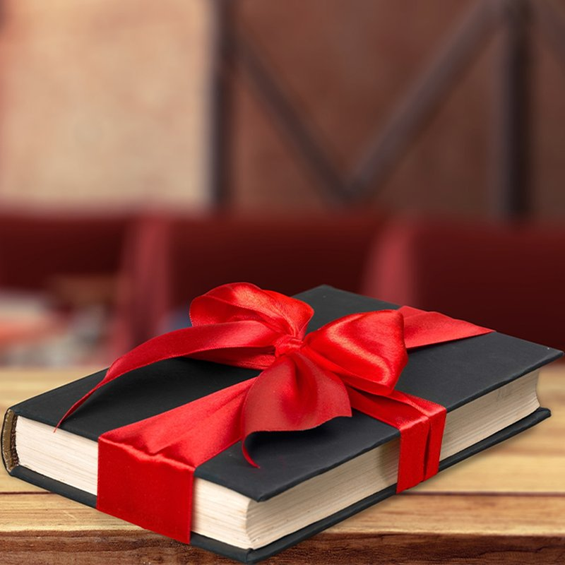 Var femte svensk vill ha en bok i julklapp