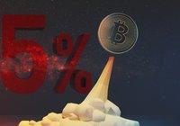 Bitcoinpriset når ny rekordnivå – har ökat med 25 procent senaste veckan