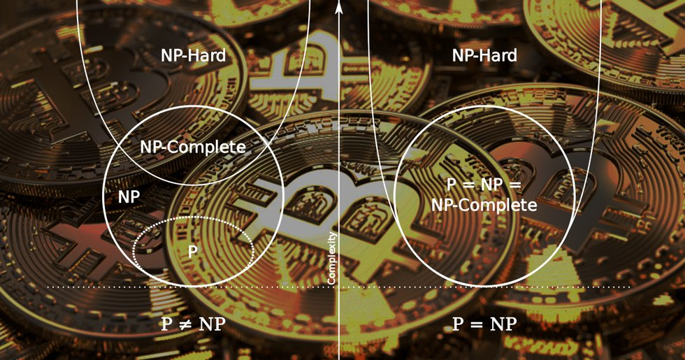 Can you solve this math problem? Then you can steal all the bitcoin in the world