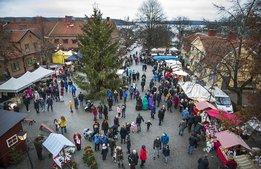 Sigtuna Julmarknad säsongsstartar första advent