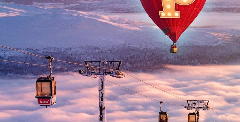 Pinchos är en av flera restauranger som etablerar sig i Åre kommande skidsäsong. Foto: Pressbild