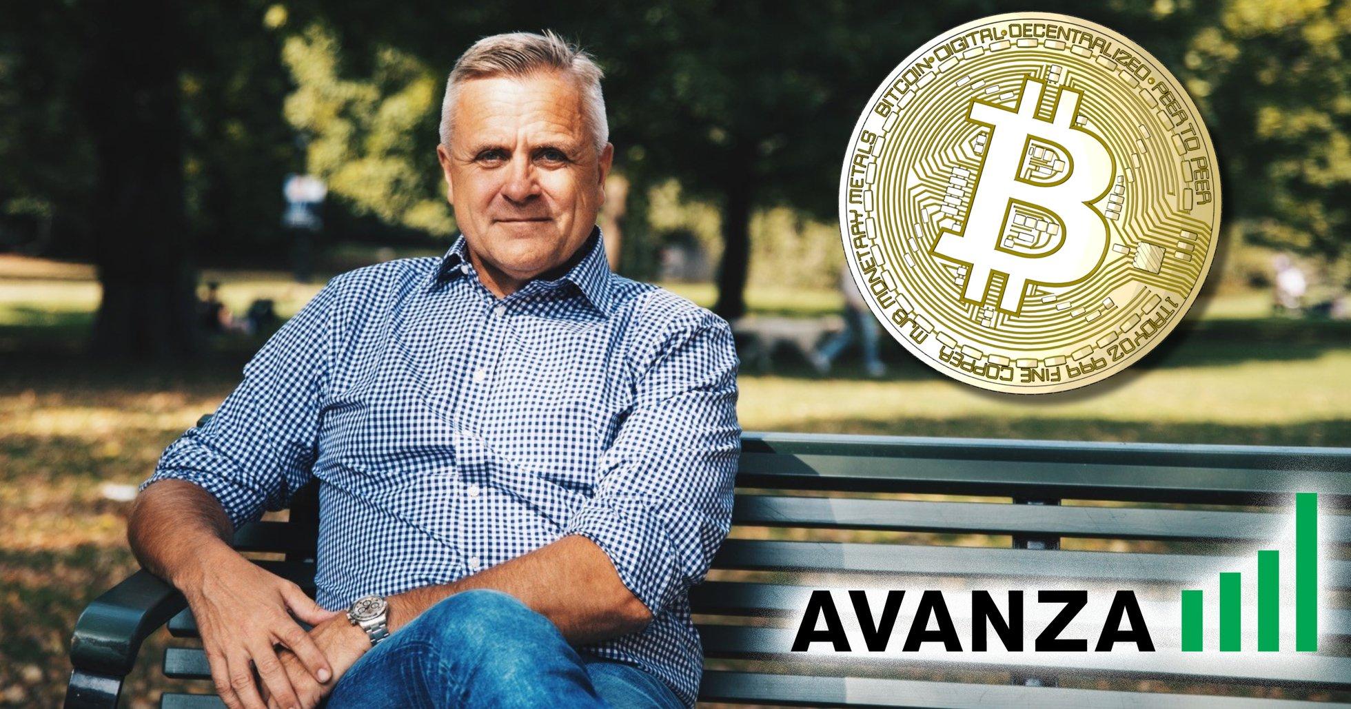 Avanzas vd: Bitcoin går inte längre att negligera som tillgång