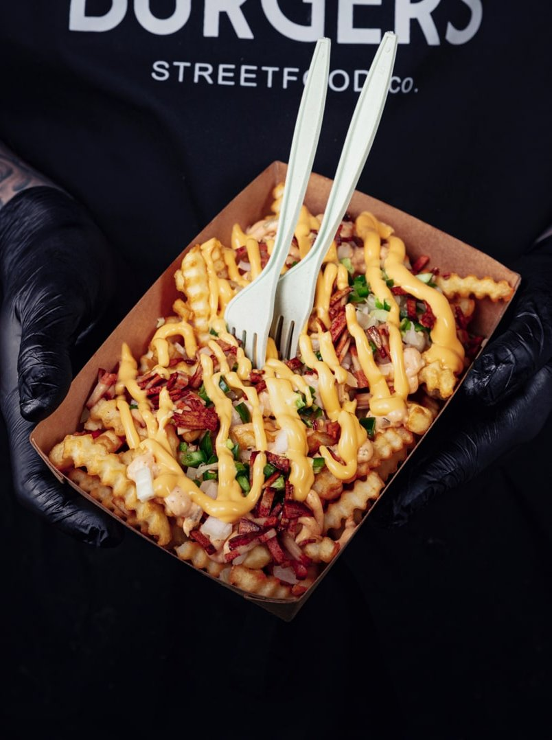 Animal Friendly Style Fries