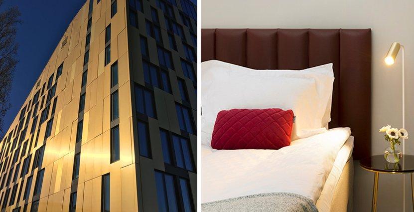 En sällan skådad hotellsuccé, enligt Academias vd.