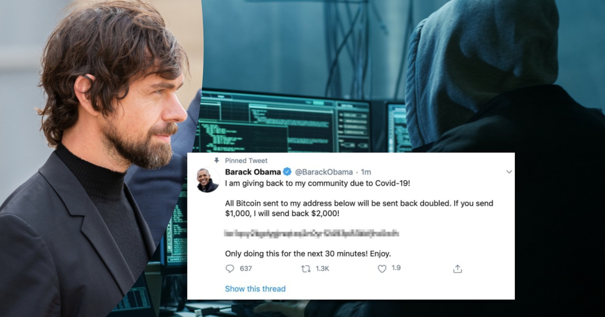 Twitters vd efter hackerattacken mot kändisar: