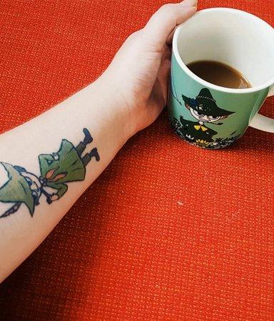 31 tatueringar från barnböcker som får oss att längta efter att gadda oss