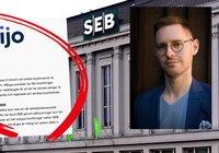 SEB stoppar överföringar till Trijo: