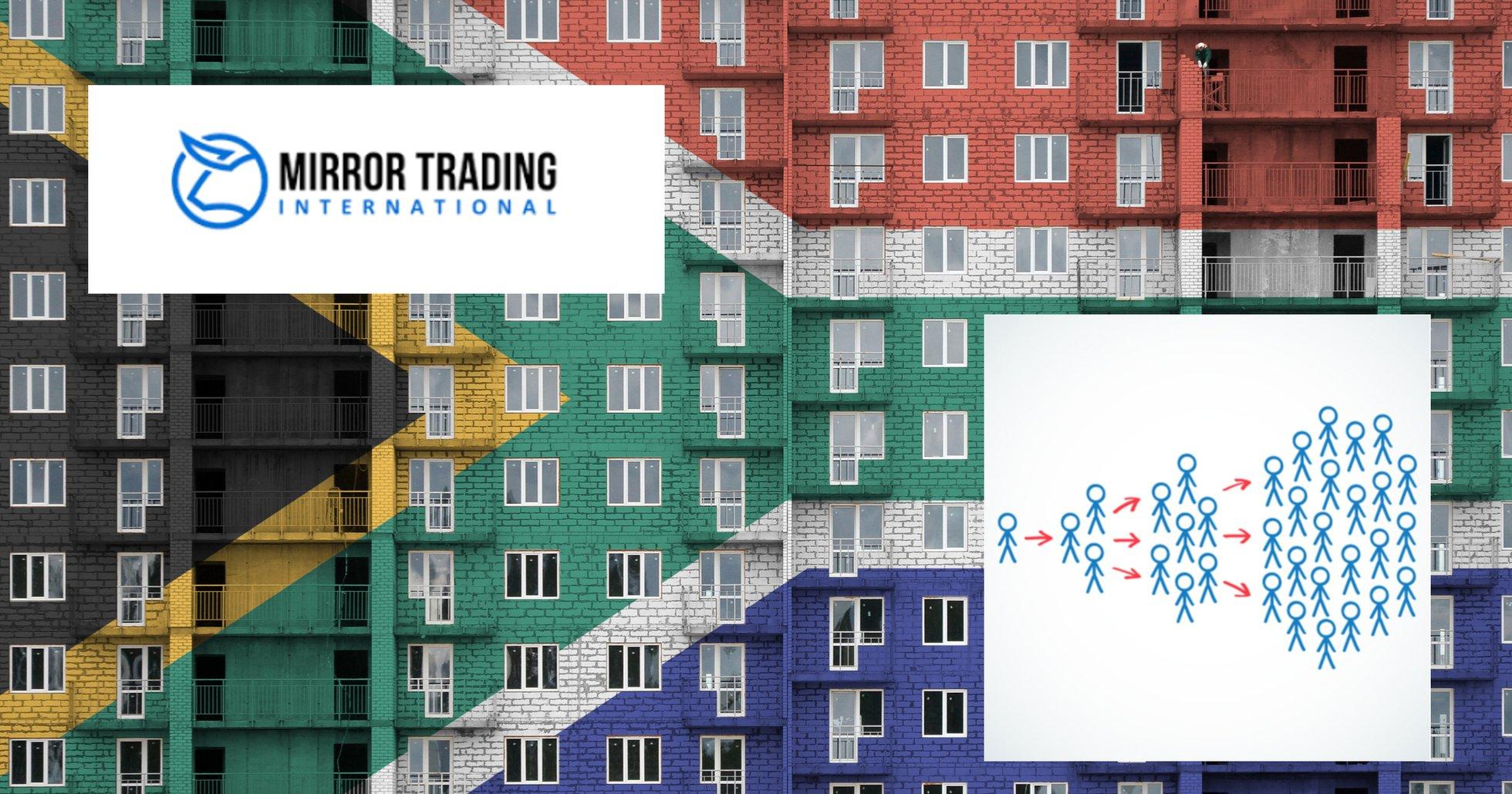 Warning issued against suspected MLM fraud Mirror Trading International.