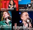6 TED Talks att inspireras av