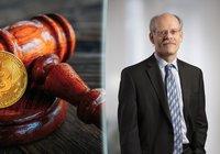 Riksbankschefen Stefan Ingves tror kryptomarknaden kommer regleras hårdare