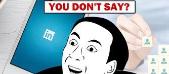 10 löjliga floskler som sänker dig på Linkedin
