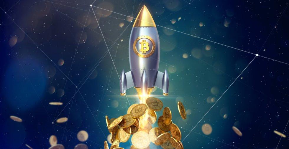 Bitcoinpriset testar 12 000 dollar – har under veckan ökat med över 7 procent