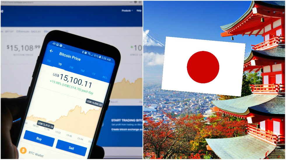Daily crypto: Prices are in the red and Coinbase opens in Japan.