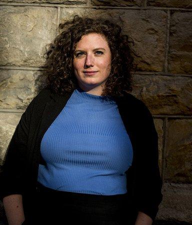 """Sofia Rönnow Pessah skriver om sex och ångest: """"Jag utforskar gråzonen"""""""
