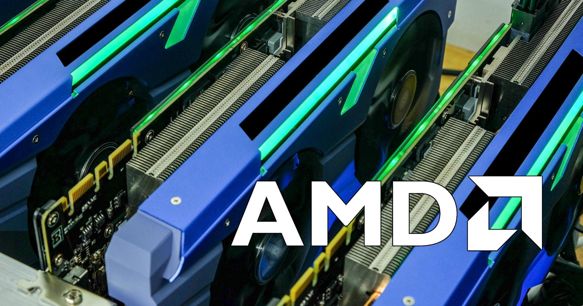 AMD:s intäkter minskade kraftigt under första kvartalet i år, troligen som en konsekvens av att intresset för mining av kryptovalutor gick ner.