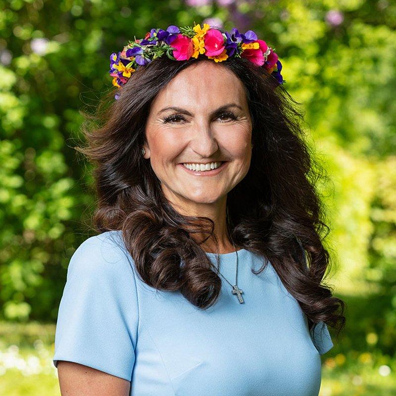 """Gunilla von Platen: """"Mamma och farmor har gjort mig till den jag är"""""""