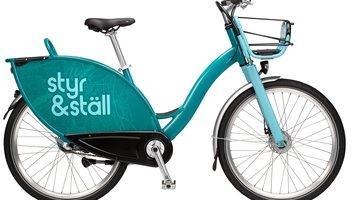 Så ser nya Styr och Ställ-cykeln ut!