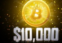 Bitcoinpriset över 10 000 dollar igen: