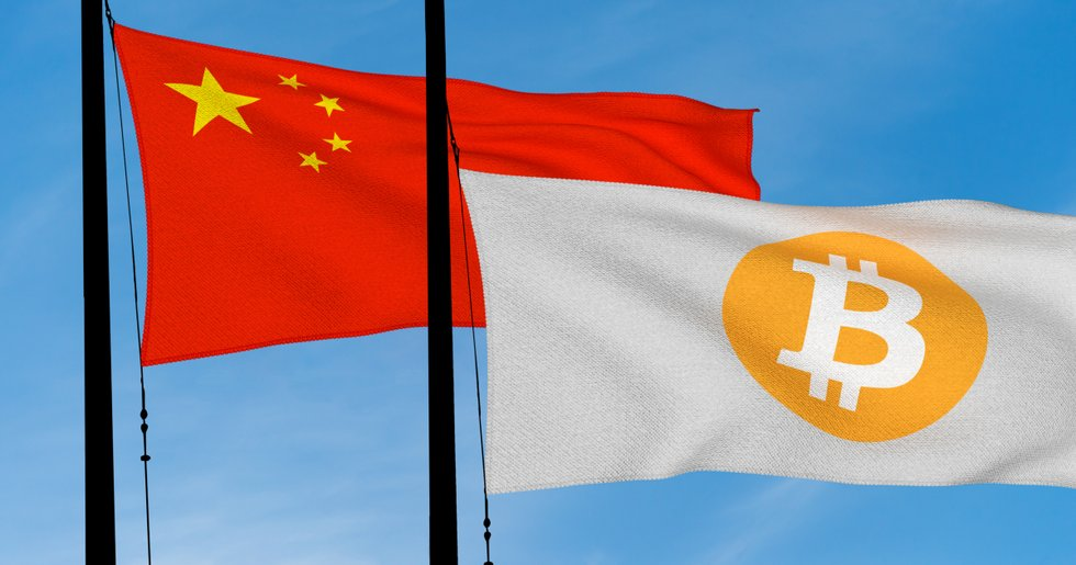 China warns against crypto speculation following bitcoin's price rally.